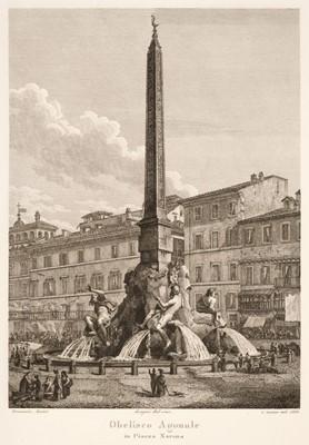 Lot 1 - Amici (Domenico). Roma: Giovanni Raffaelli, 1835