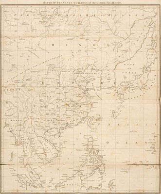 Lot 23 - Pennant (Thomas). View of India..., China, & Japan (Outlines of the Globe, vol. 3 only), 1800