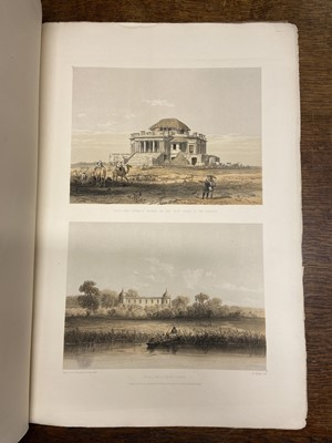 Lot 15 - Mecham (Clifford Henry). Sketches & Incidents of the Siege of Lucknow, 1858