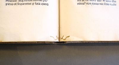 Lot 199 - Gregory I (Saint and Pope). Dialogi, [Strasbourg: Jakob Eber, not after 1481]
