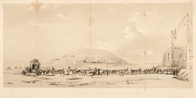 Lot 8 - Chesney (Francis Rawdon). Narrative of the Euphrates Expedition, 1868