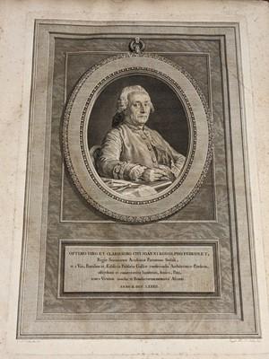 Lot 24 - Perronet (Jean Rodolphe). Description des Projets, 1782-88