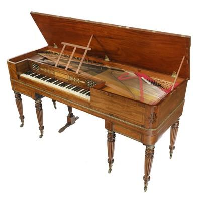 Lot 352 - Square piano.  John Broadwood and Sons, c.1815-1820