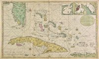 116 - Florida, Cuba and the Bahamas.