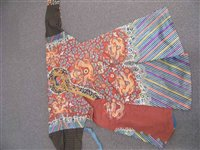 Lot 402-Chinese Dragon Robe.