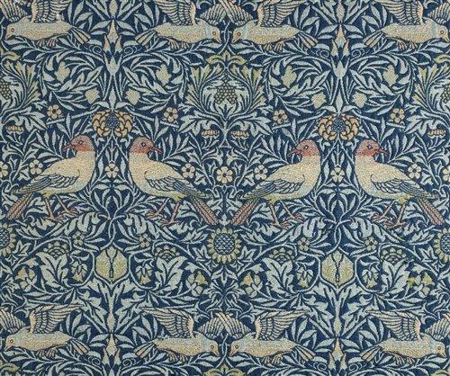Lot 436-Morris (William) Bird Fabric