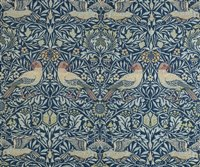 436 - Morris (William) Bird Fabric