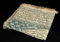Lot 446-A fine Indian Delhi Shawl.