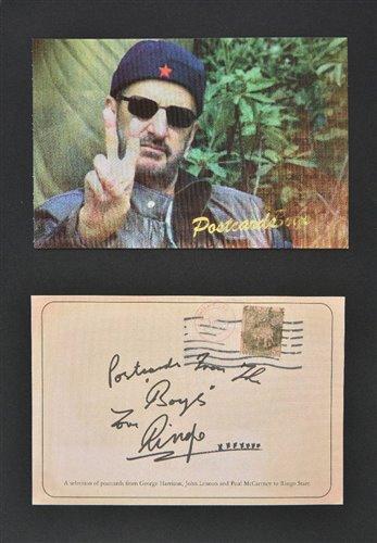 Starr (Ringo).